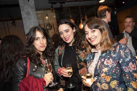 florencia gil at loco films lydia rodman at visit films lorna lee sagebiel torres at magnolia pictures